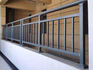 连廊阳台护栏