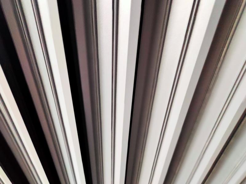 小区铝合金百叶窗