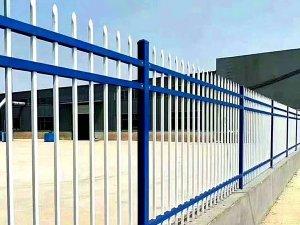 锌钢栅栏有什么优点?