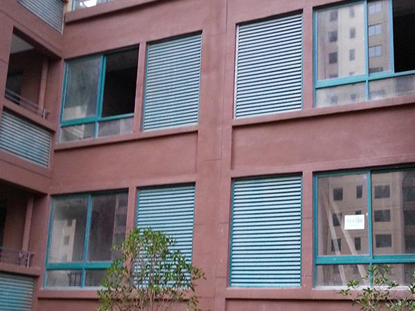 最值得选择的铝合金百叶窗厂家,必须满足这三条!