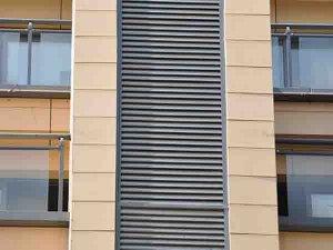定制建筑工程用的百叶窗,首选这两款!