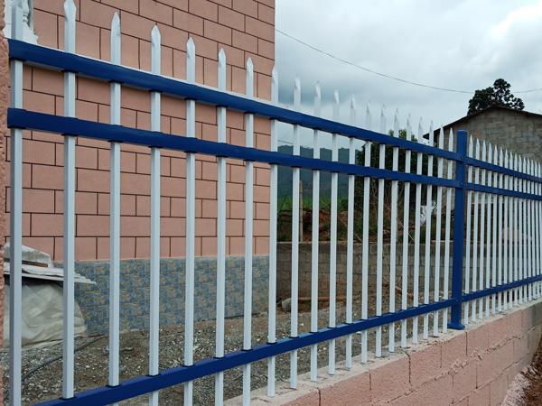 锌钢护栏维护保养方法
