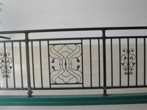锌钢护栏清洁注意事项