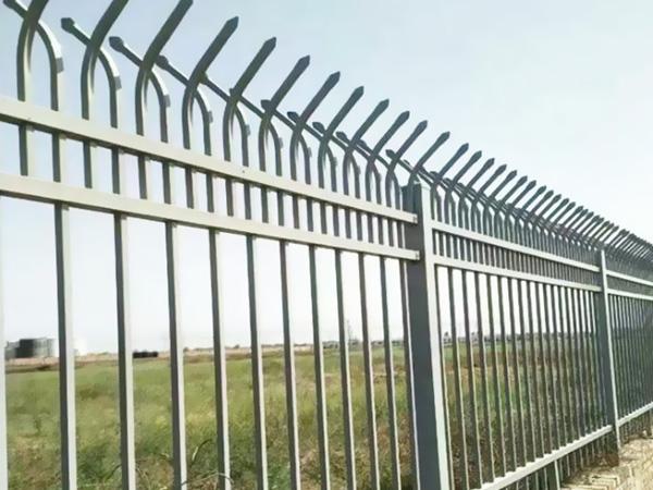 锌钢护栏会不会掉漆脱色?