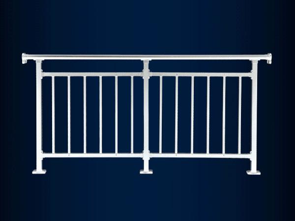 锌钢护栏和铝合金护栏哪个价格便宜?