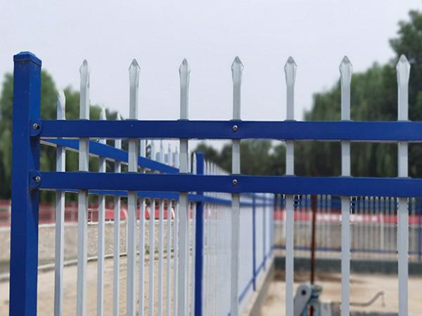 锌钢护栏最便宜的多少钱一米?