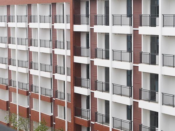 阳台护栏类型