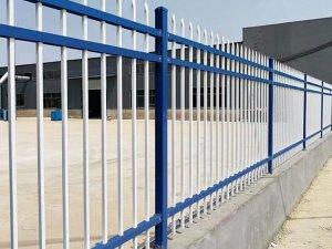如何分辨锌钢围栏的质量好坏?