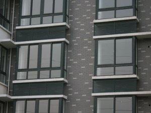 建筑百叶窗用途