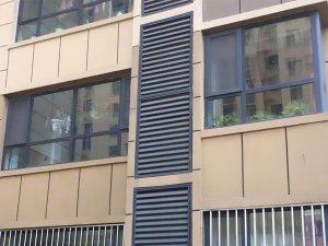 建筑百叶窗定制流程
