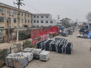 金用护栏2021年1月21日锌钢楼梯扶手发货!