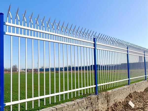 小区围栏多少钱一米?