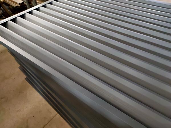 铝合金百叶窗叶片间距多少最合适?