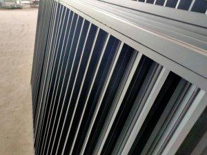 铝合金百叶窗种类