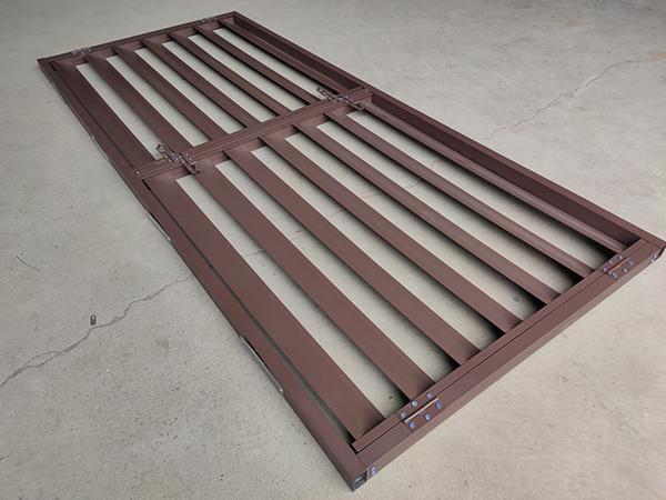铝合金百叶窗生产加工成本及费用