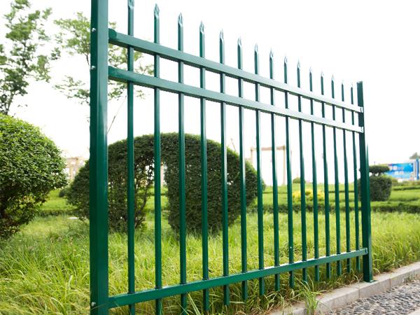 围墙护栏结构组成