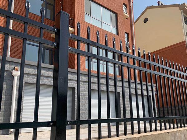 围墙护栏定制定做流程