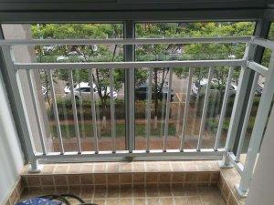 飘窗护栏一般做多高?