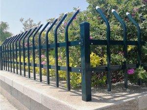 绿化护栏高度