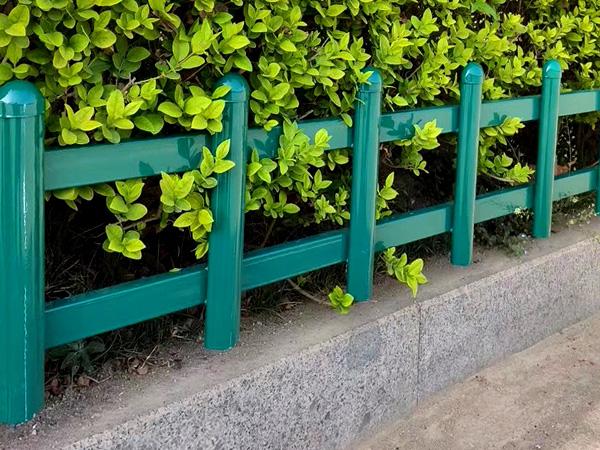 绿化护栏颜色