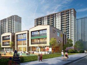 亳州建投东方名府源著小区项目定制百叶窗、楼梯扶手产品